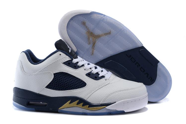 new concept d3746 d7720 Air Jordan 5 Retro Low Cheap Wholesale Nike Shoes [ECS029116 ...